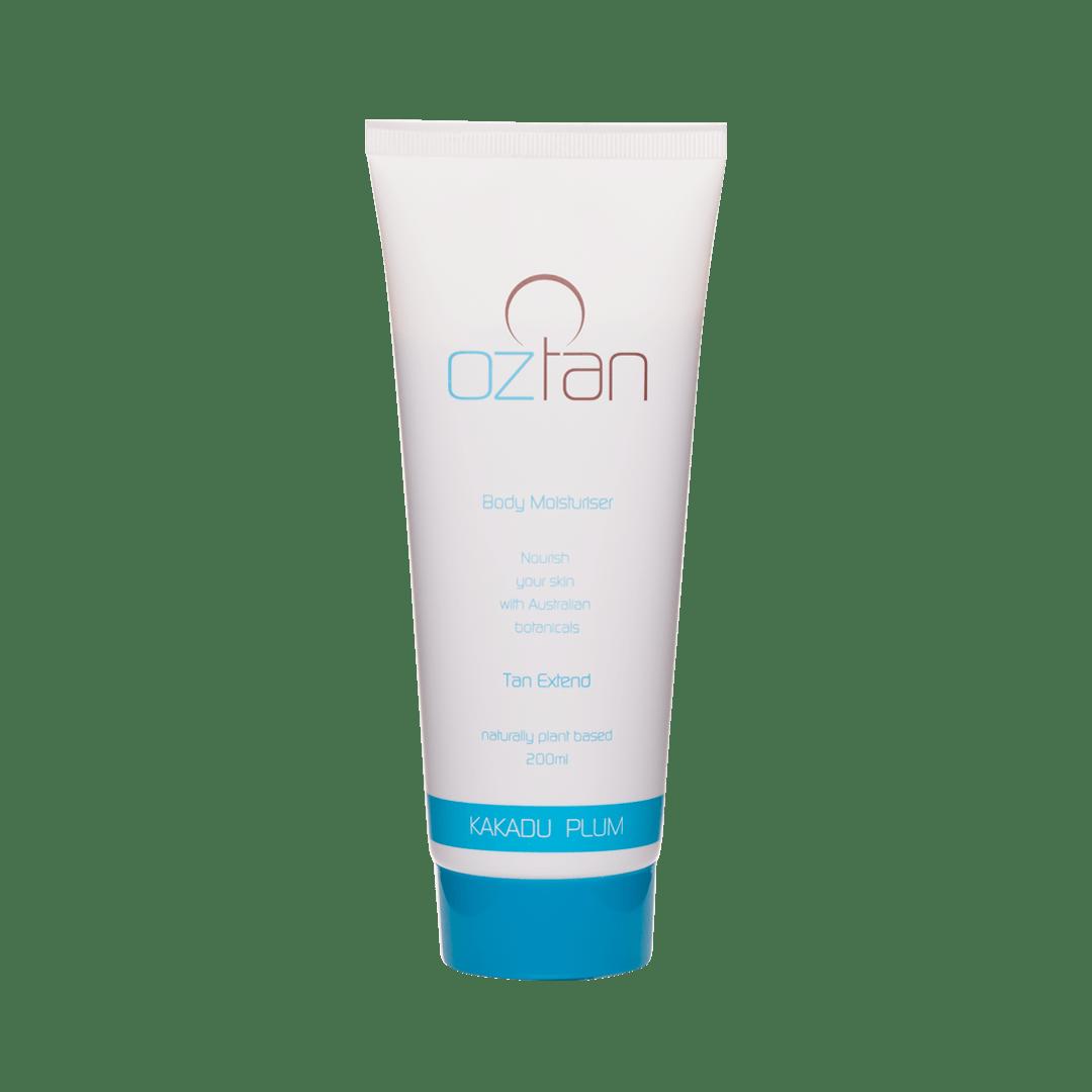 Oztan Kakadu Plum Moisturiser 200ml | Oztan Natural Flawless Spray Tanning Solutions