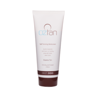 Oztan Self Tanning Moisturiser 200ml | Oztan Natural Flawless Spray Tanning Solutions