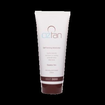 Oztan Self Tanning Moisturiser 200ml | Oztan Natural Flawless Spray Tanning Solutions