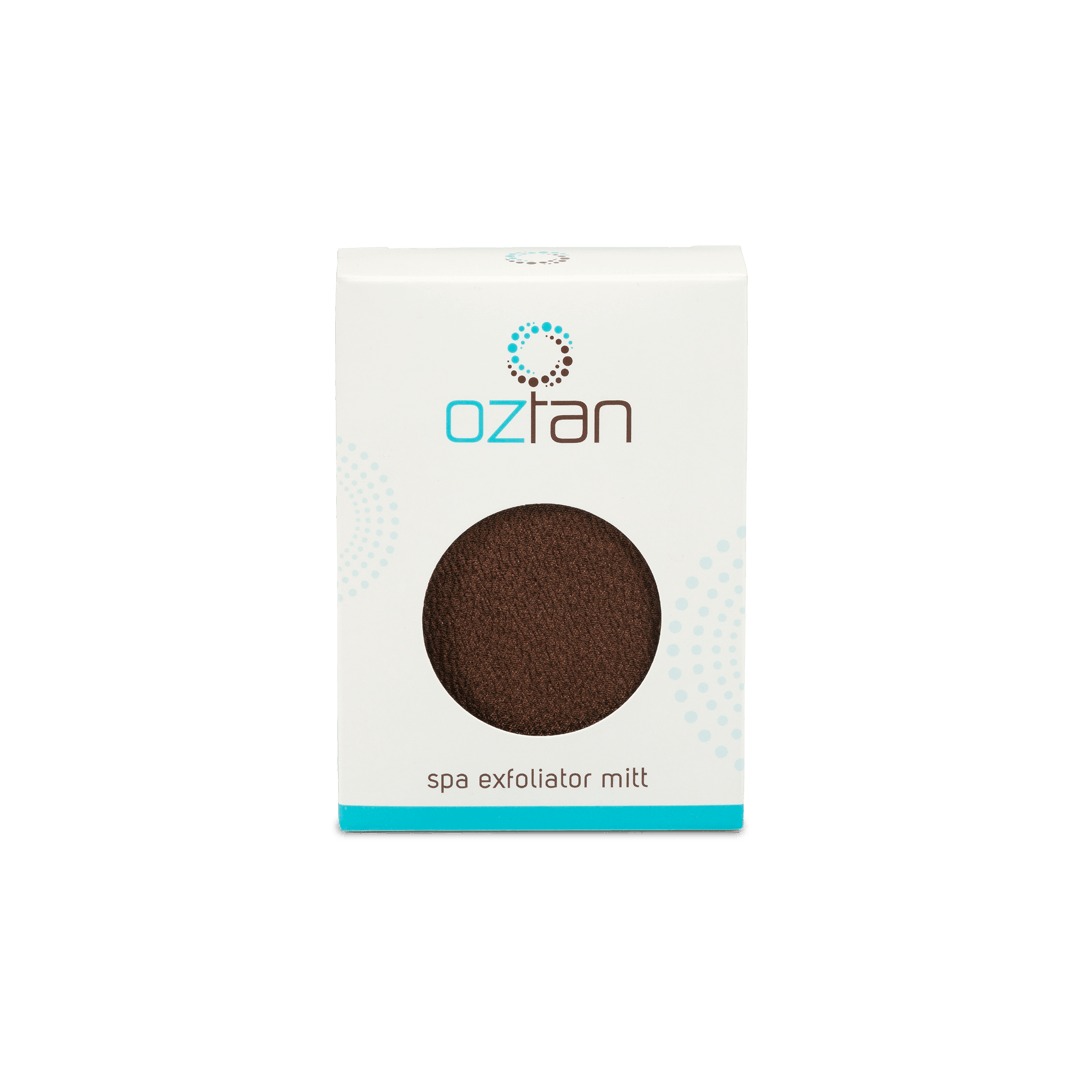 Oztan Spray Tan Spa Spa Exfoliator Mitt | Oztan Natural Flawless Spray Tanning Solutions
