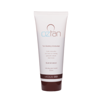Oztan Tan Building Moisturiser 200ml | Oztan Natural Flawless Spray Tanning Solutions