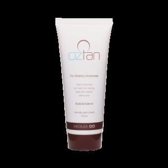 Oztan Tan Building Moisturiser 200ml | Oztan Natural Flawless Spray Tanning Solutions